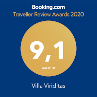 Booking.com: Travellers Review Awards 2020